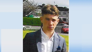 Jordan O'Driscoll was last seen on Model Farm Road in Cork last Friday
