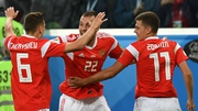 Russia have scored eight goals in two games and can look forward to the knock-out stages