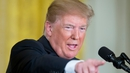 Donald Trump said separating families 'does look bad'