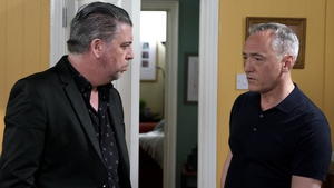 Robbie makes his move against Yates on Fair City