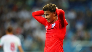 Dele Alli picked up a thigh strain in England's victory over Tunisia
