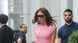 "Victoria Beckham: ""I have the support of an incredible husband."""