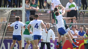 Eoin Donnelly gets the crucial touch to snatch victory from Monaghan