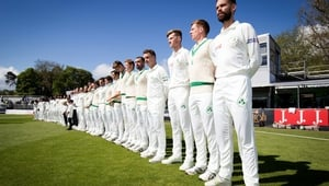 Ireland will go on the road for Test action next year