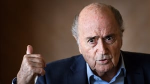Former FIFA President Sepp Blatter believes a joint UK & Ireland bid would be an ideal host for the 2030 World Cup