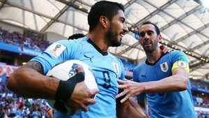 Uruguay have yet to impress but already have six points