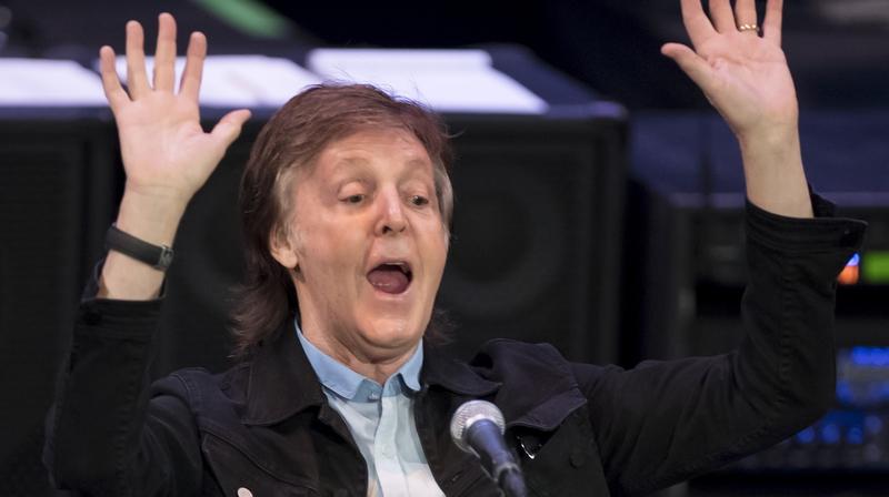 Paul McCartney: cimbalom, oh yes, I love cimbalom . .