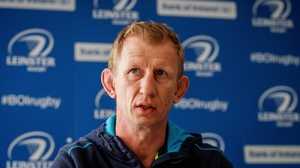 "Leo Cullen: ""We made a presentation to Girvan at the end of the season so we knew we were going to be destined to draw against Bath!"""
