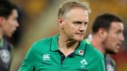 Joe Schmidt has been forced to change up his side