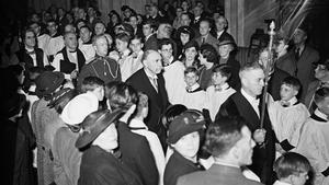 80 years ago, Douglas Hyde's inauguration signalled a new Ireland