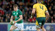 Garry Ringrose misses out through injury on Saturday
