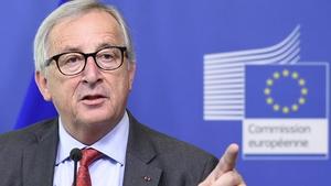 Jean-Claude Juncker gave an upbeat assessment of the chances of a deal