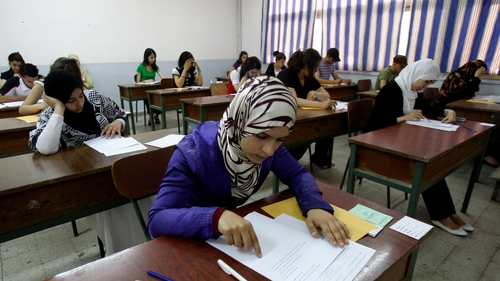 Mobile phones and tablets have been banned from Algeria's exam centres
