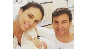 Jacinda Ardern is the first woman in New Zealand to give birth while in office