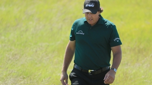 Phil Mickelson has apologised for his conduct