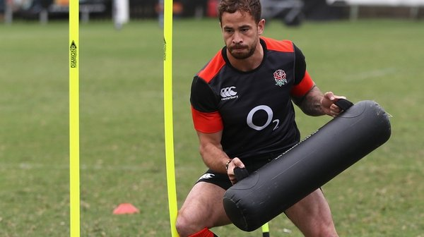 Danny Cipriani's inclusion is one of four changes to the side