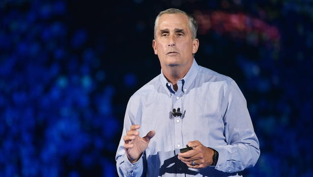 Intel shares slide as earnings beat but data-center sales don't