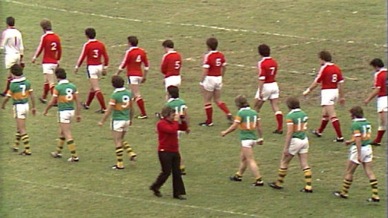 Munster Football Final Replay 1976
