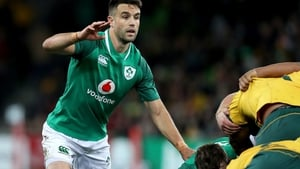 Conor Murray will call the shots