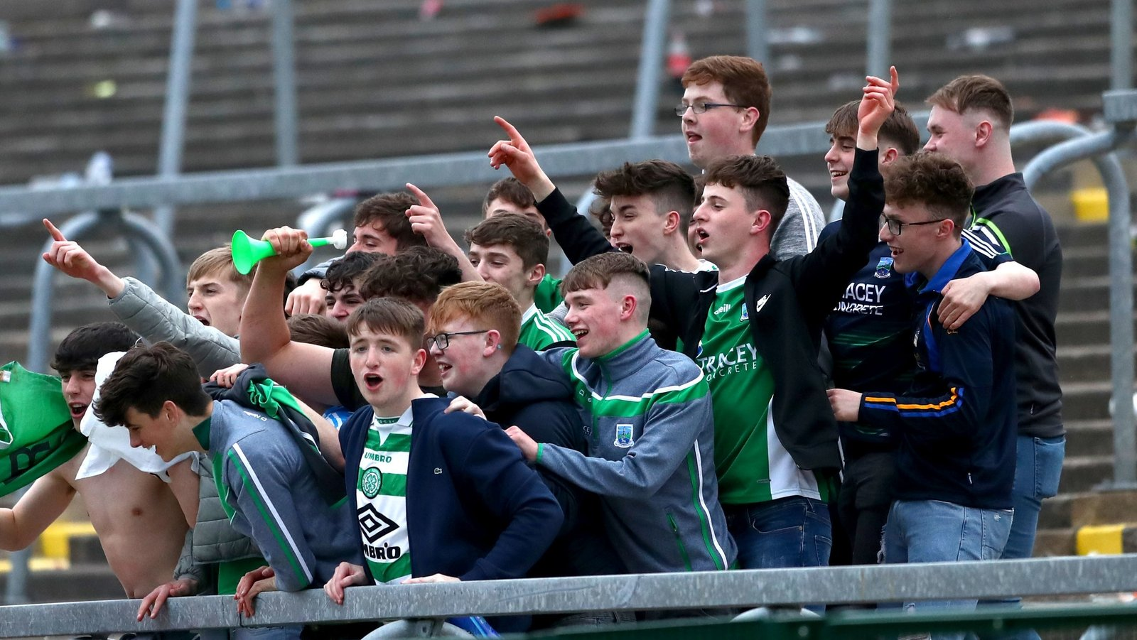 Image - Fermanagh's fans have enjoyed their Ulster campaign