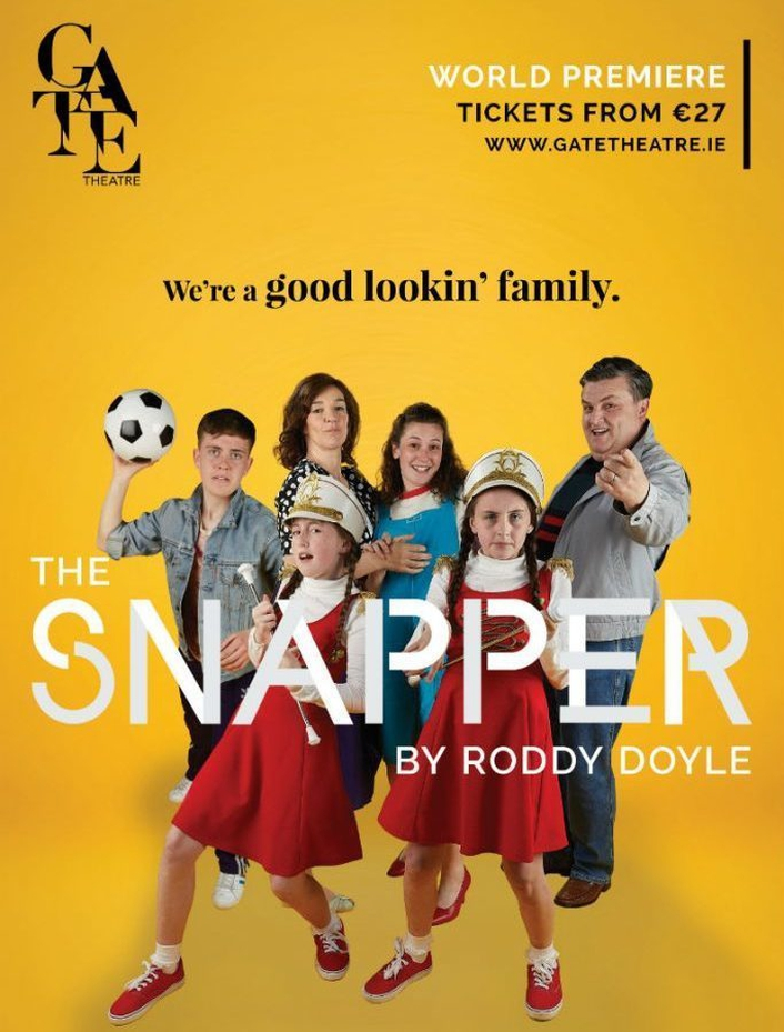 """Review""""  """"The Snapper"""" at the Gate Theatre"""