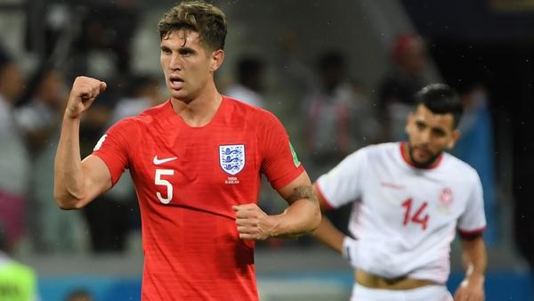 John Stones has started in England's last nine games