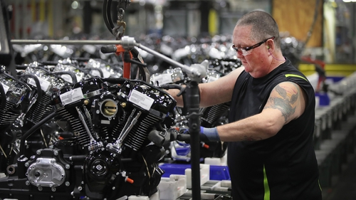 President Trump bashes Harley-Davidson over production move, tweets 'We won't forget'