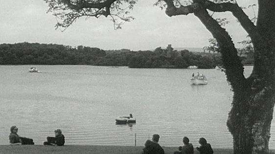Lough Key, County Roscommon (1973)