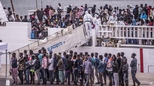 Italy has taken in some 650,000 boat migrants over the past five years