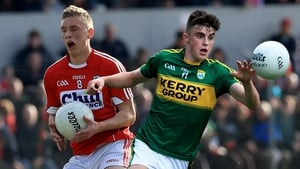 Seán White, left, and Seán O'Shea will both be playing in their first Munster SFC Finals