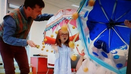 'A little piece of magic' - how art is helping children with a disability