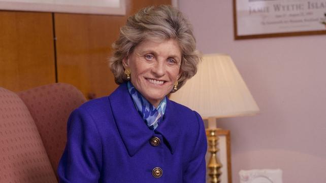 US Ambassador to Ireland Jean Kennedy Smith (1996)