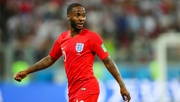 Sterling started England's opening World Cup win over Tunisia