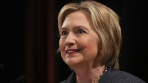 Hillary Clinton and Louise Penny on The Ryan Tubridy Show