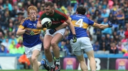 Action from the Mayo-Tipperary 2016 All-Ireland semi-final