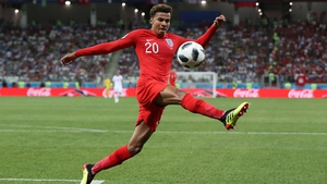 Alli played 80 minutes of Monday's 2-1 win against Tunisia despite sustaining a minor thigh strain during the first half.