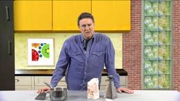 Simon Delaney's Burger Recipe | Après Match