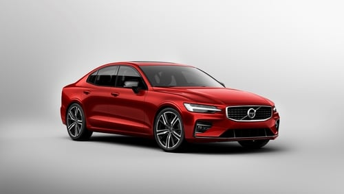 The new Volvo S60 will be the first model not to have a diesel version.