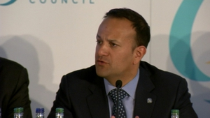 Leo Varadkar said the EU needed to be prepared for a no-deal Brexit
