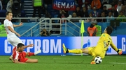 Xherdan Shaqiri slides home the winner