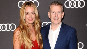 Cat Deeley and Patrick Kielty -
