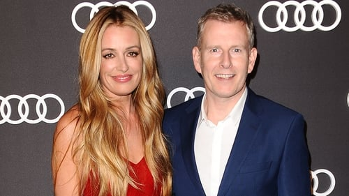"""Cat Deeley and Patrick Kielty - """"We are over the moon with happiness"""""""
