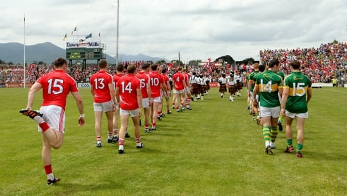 Between them Cork and Kerry have won 117 Munster titles