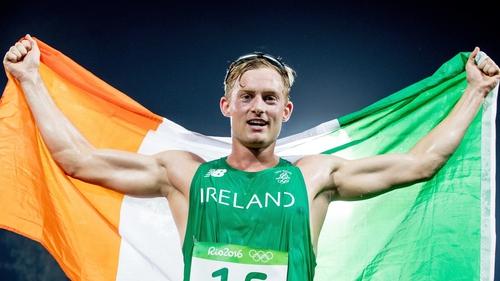 Arthur Lanigan-O'Keefe will miss this summer's Olympics