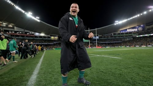 Referee declines Cheika invite after Australia's series loss to Ireland