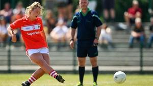 Saoirse Noonan slots home a penalty