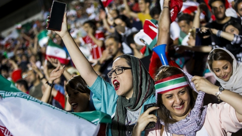 For decades it sounded implausible that women would ever be allowed to enter football stadiums in Iran