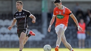 Armagh are in Markievicz Park to take on Sligo
