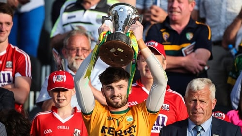 Kerry secured yet provincial crown at a canter