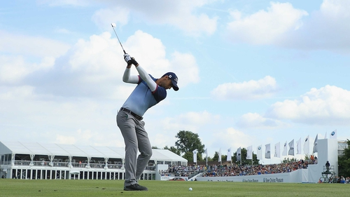 Eagle helps Hend set pace at BMW International Open